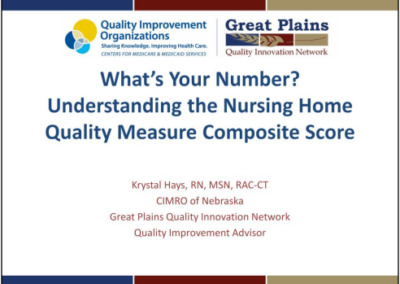 Quality Measure Composite Score